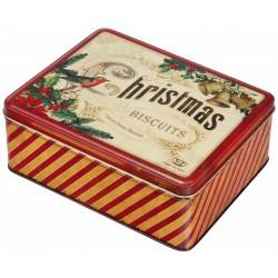 Boîte Rectangulaire GM 'Nostalgia Noël'