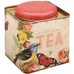 Boite à Thé Nostalgia 'Tea Caddy'