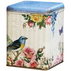 Boîte Carrée Nostalgia 'Bird'