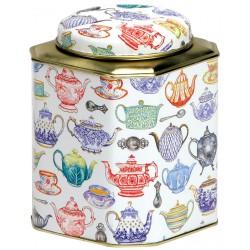 Boîte à thé Tea 'Tea Time'