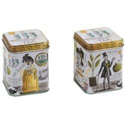 Boîte carrée Tea 'Tea'
