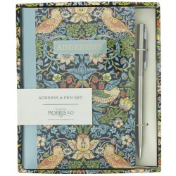 Carnet d'adresses 'William Morris'