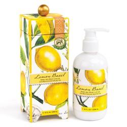 Lait corporel 'Lemon Basil'