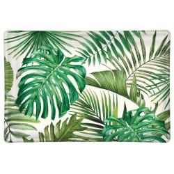 Coupelle en verre / Porte-savon 'Palm Breeze'