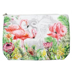 Trousse GM 'Flamingo'
