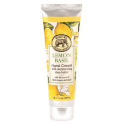 Crème pour les mains 'Lemon Basil'