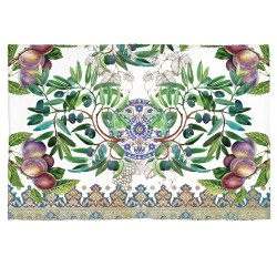 Tapis en coton 'Tuscan Grove'