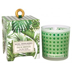 Bougie parfumée 'Palm Breeze'