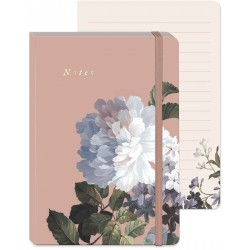 Carnet de notes Bungee (Peony) 'Natural Classics'