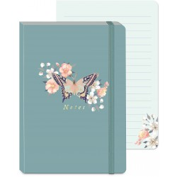 Carnet de notes Bungee (Butterfly) 'Natural Classics'