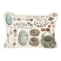 Coussin rectangulaire 'Nest & Eggs'