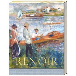 Pocket carnet de notes 'Renoir'