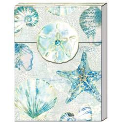 Pocket carnet de notes 'High Tide'