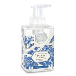Savon moussant 'Indigo Cotton'