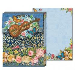 Pocket Carnet Notes 'Musicien'
