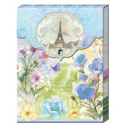 Pocket Carnet Notes 'Paris in the Spring'