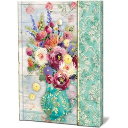 Carnet de notes GM 'Fresh Flowers'