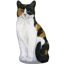Cale-Porte Chat 'Calico'