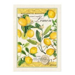 Torchon 'Lemon & Basil'