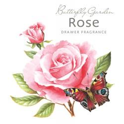 Sachet parfumé anglais 'Rose'