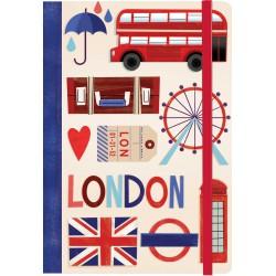 Carnet de notes 'London'