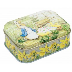 Boîte Rectangulaire PM 'Peter Rabbit'