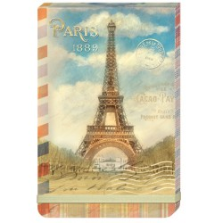 Carnet de Notes MM 'Tour Eiffel'