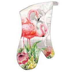 Gant de four 'Flamingo'