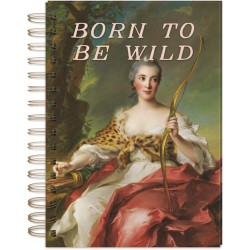 Carnet de notes 'Works of Snark' ' Born to be wild'