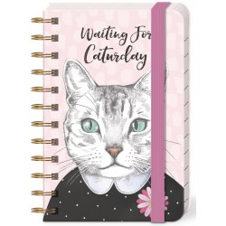 Pocket carnet de notes (Waiting for Caturday) 'Pets'