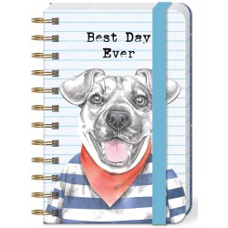 Pocket carnet de notes (Best Day Ever) 'Pets'
