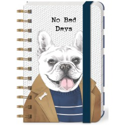 Pocket carnet de notes (No Bad Days) 'Pets'
