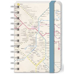 Pocket carnet de notes 'Metro Pap'