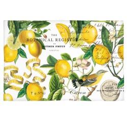 Tapis en coton 'Lemon Basil'