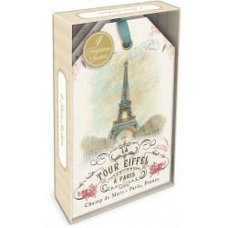 Sachets senteurs (Lin) 'Scenes of Paris'