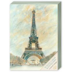 Pochette correspondance 'Scenes of Paris'