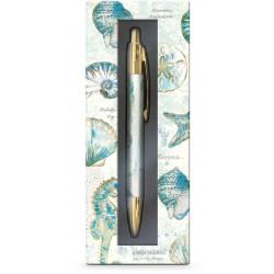 Coffret stylo bille (Shells) 'High Tide'
