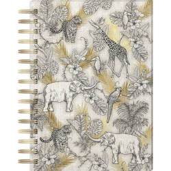 Carnet de notes (Jungle Toile) 'Jungle'