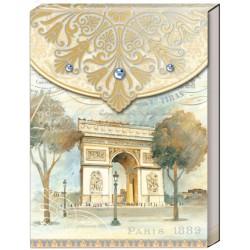 Pocket carnet de notes 'Arc de Triomphe'