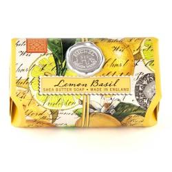 Savon ovale 246g 'Lemon Basil'
